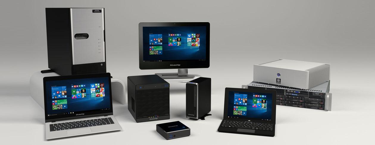AAIC Bluechip PC, Workstation und Server