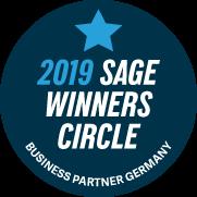 Sage Winners Circle 2019